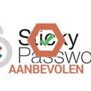 aanbevolen sticky password